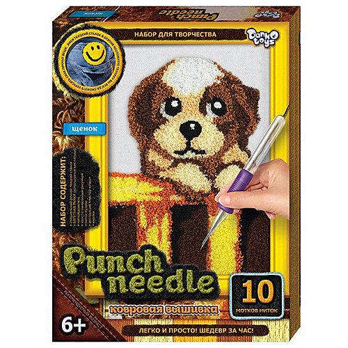 "Набор для творчества Danko Toys Punch Needle ""Ковровая вышивка"" от Danko Toys"