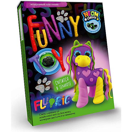 Набор для творчества Danko Toys Fluoric «Воздушный пластилин» от Danko Toys