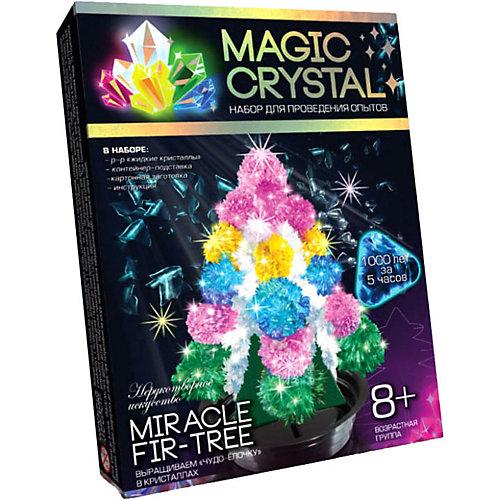 Набор для проведения опытов Danko Toys Мagic Crystal «Нерукотворное искусство» от Danko Toys