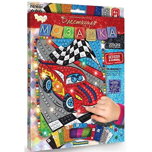 Набор для творчества Danko Toys «Мозаика» от Danko Toys