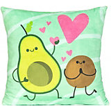 """Плюшевая подушка Malvina """"Авокадо с косточкой"""""""
