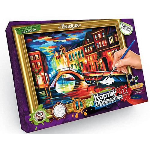 Набор для творчества Danko Toys «Картина по номерам» от Danko Toys