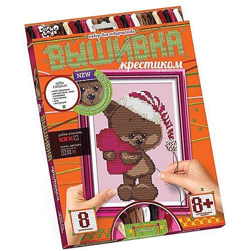 Набор для творчества Danko Toys «Вышивка крестиком по номерам» от Danko Toys