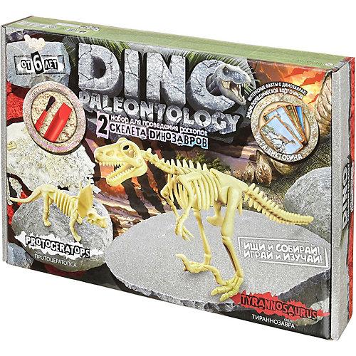 Набор для проведения раскопок Danko Toys Dino Paleontology от Danko Toys