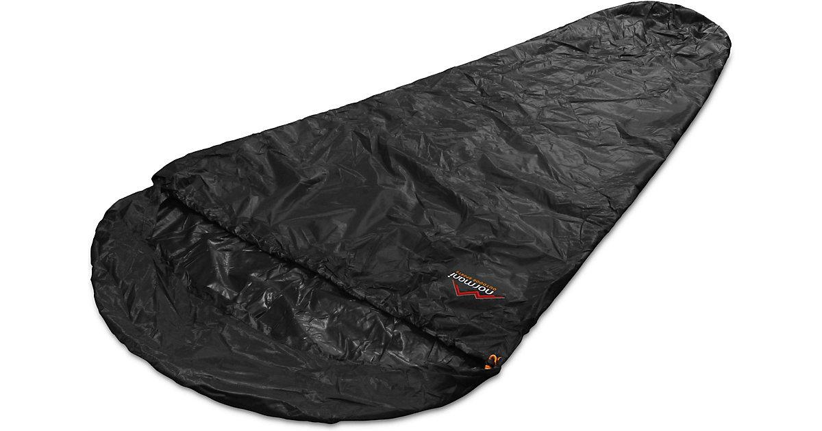 Regenüberzug Schlafsäcke SleeBag Schlafsäcke schwarz  Erwachsene