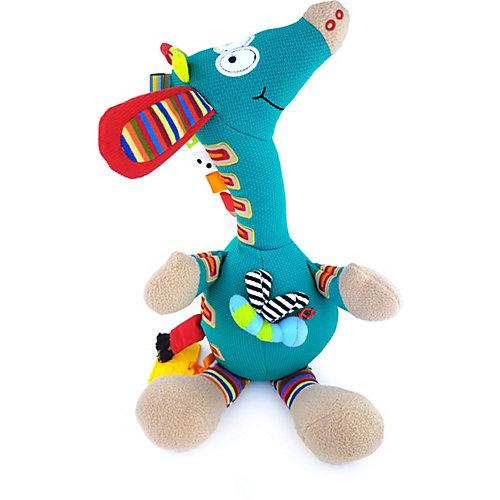 """Развивающая игрушка Dolce Забавный зверь """"Музыкальный жирафик"""" от Dolce"""