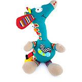 """Развивающая игрушка Dolce Забавный зверь """"Музыкальный жирафик"""""""