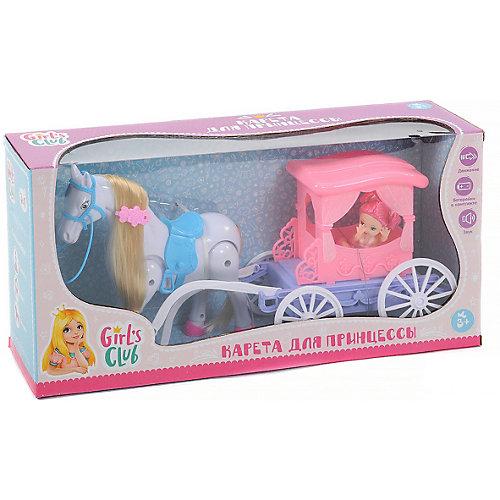 Игровой набор Buggy Boom Карета для принцессы от Buggy Boom