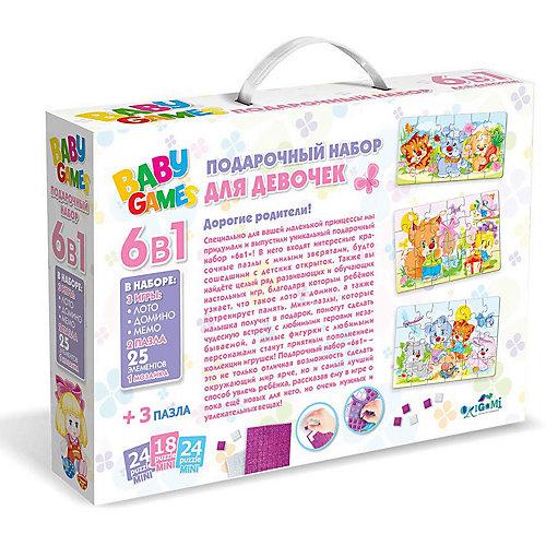 """Подарочный набор Origami """"Для девочек"""", 6 в 1 от Origami"""