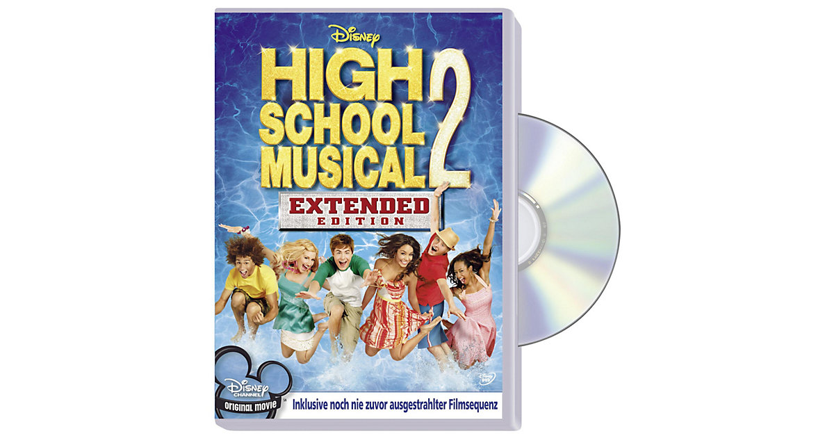 DVD High School Musical 2