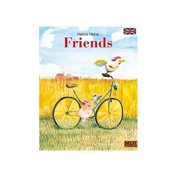 cheap sale later nice cheap Friends - Freunde, englische Ausgabe, Helme Heine