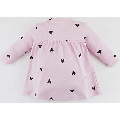 Боди-платье Крошка Я - розовый от Крошка Я