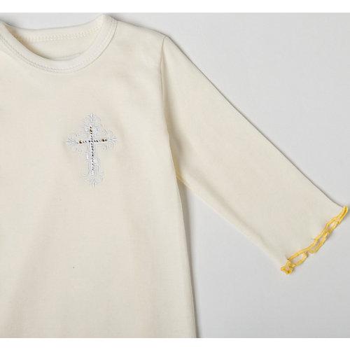 Набор для крещения Крошка Я - белый от Крошка Я