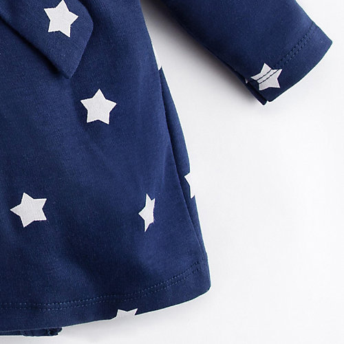 Боди-платье Крошка Я - синий от Крошка Я