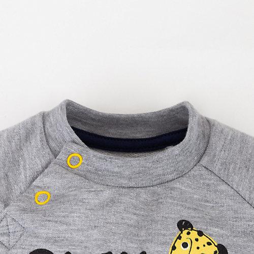 Комплект Крошка Я: свитшот и брюки - синий от Крошка Я