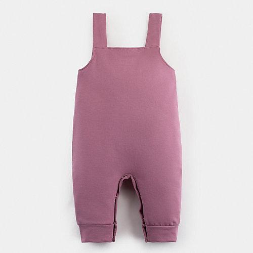 Комплект Крошка Я: боди и полукомбинезон - розовый от Крошка Я