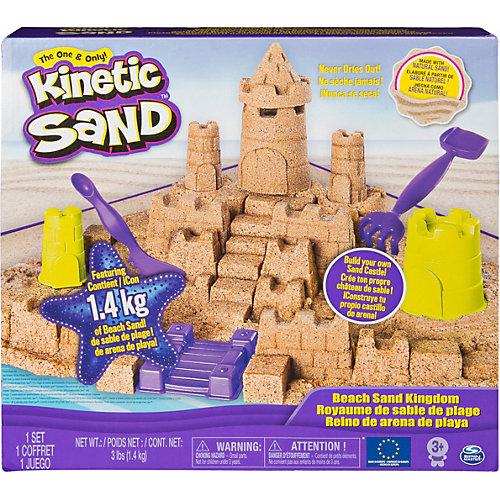 Кинетический песок Spin Master Песчаный замок от Spin Master