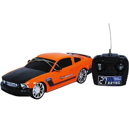 Радиоуправляемая машинка Eztec Ford Mustang, 1:15 от Eztec