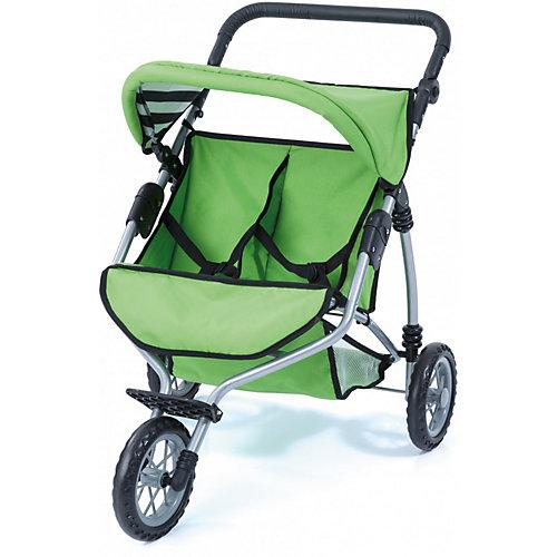 Прогулочная коляска для двух кукол Bayer от BAYER
