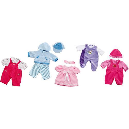 Комплект одежды для кукол Bayer, 30-36 см от BAYER