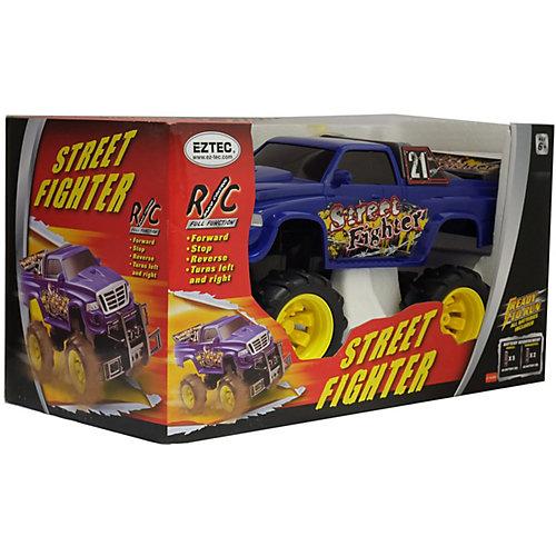 Радиоуправляемая машинка Eztec Джип Street Fighter, 1:12 от Eztec