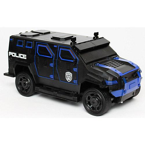 Радиоуправляемая машинка Eztec Джип Полиция, 1:16 от Eztec
