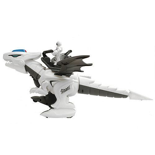 Радиоуправляемая игрушка Eztec Динозавр с наездников от Eztec