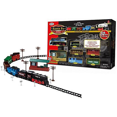 Железная дорога Eztec Santa Fe Special Train Set от Eztec