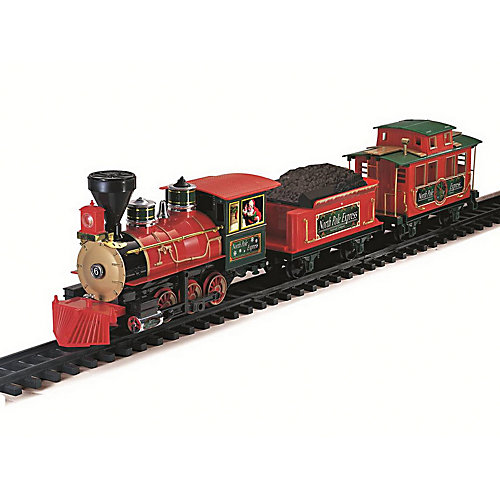 Железная дорога Eztec North Pole Express Train Set от Eztec