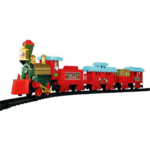 Железная дорога Eztec Christmas Train от Eztec