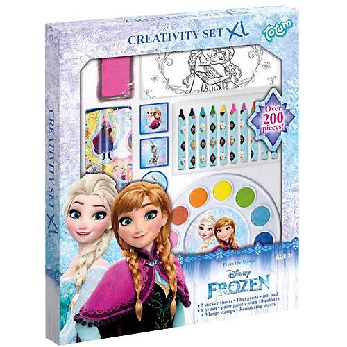 Наборы для творчества Totum Disney Frozen Creativity set, XL от TOTUM
