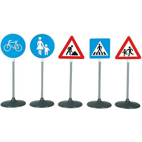 Набор дорожных знаков Klein, 5 шт от klein