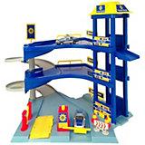 Спасательная станция Dickie Toys с машинками, 33 х 29,5 см