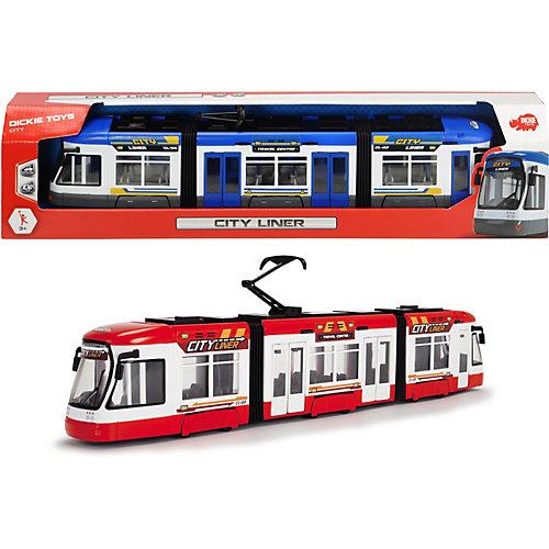 Трамвай Dickie Toys, 46 см от Dickie Toys