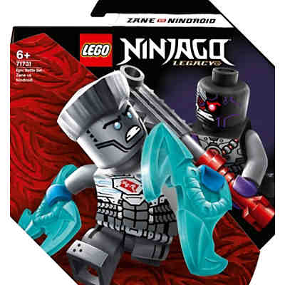 LEGO® NINJAGO® 71731 Battle Set: Zane vs. Nindroid