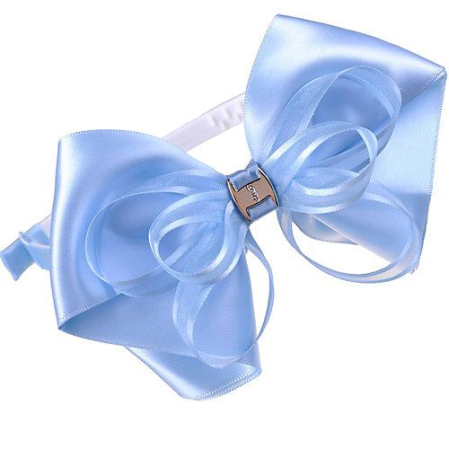 Ободок Babys joy - голубой от Babys Joy