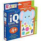 """Набор занимательных карточек для дошколят """"Слонёнок"""""""