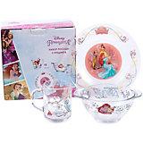 Набор посуды ОСЗ Disney Princess, 3 предмета