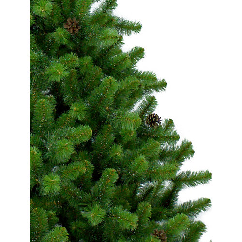 Ель искусственная Morozco Сказка с инеем, 1,2 м - зеленый от Morozco