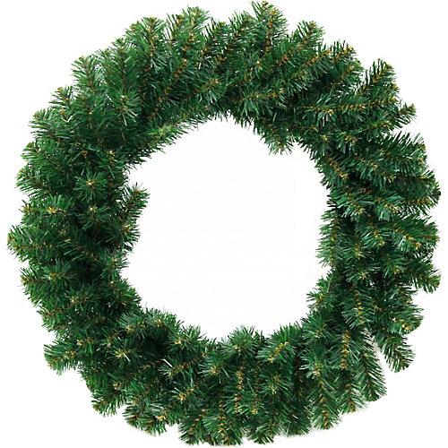 Венок новогодний Morozco, 50 см - зеленый от Morozco