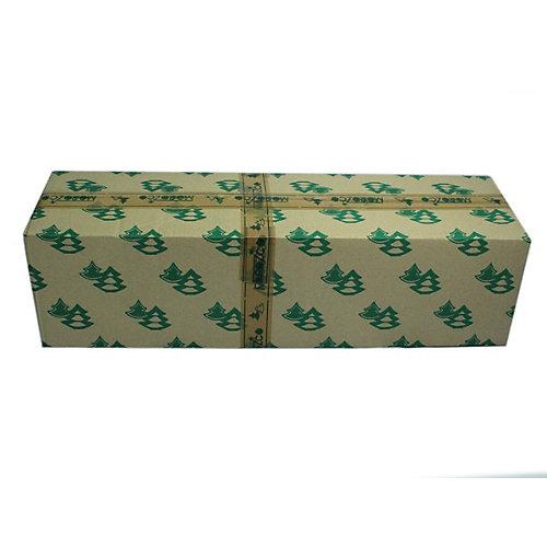 Сосна искусственная Morozco Лапландия с инеем, 0,6 м - зеленый от Morozco