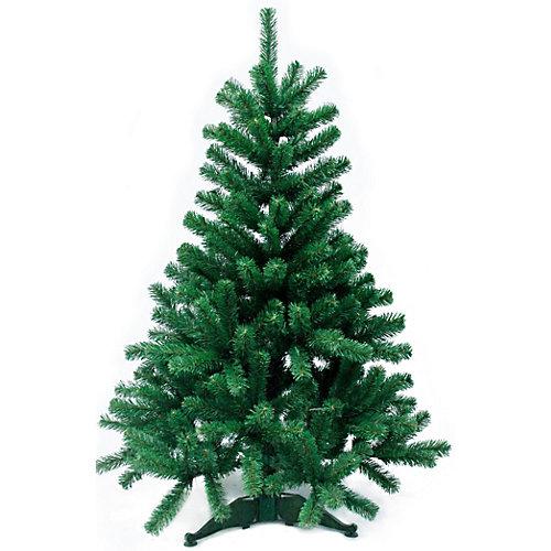 Ель искусственная Beatrees Звездная Light, 1,2 м - зеленый от Beatrees