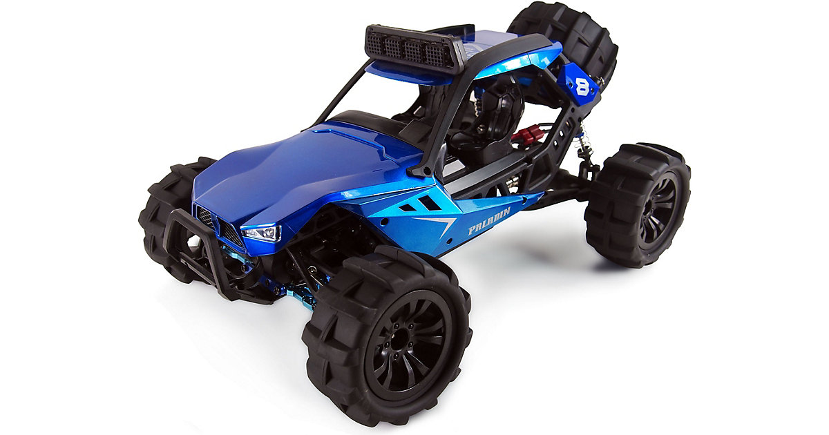 Eagle 3.3 Racing Dune Buggy Sandreifen 4WD, 1:12, RTR blau