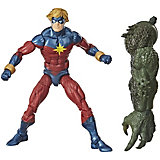 Фигурка Marvel Legends Mar-Vell 15см E7347