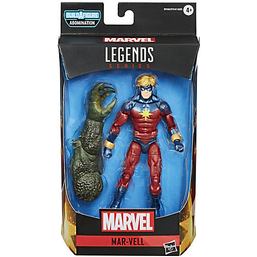 Фигурка Marvel Legends Mar-Vell 15 см E7347 от Hasbro