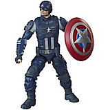 Фигурка Marvel GamerVerse Avengers Captain America 15см E7347