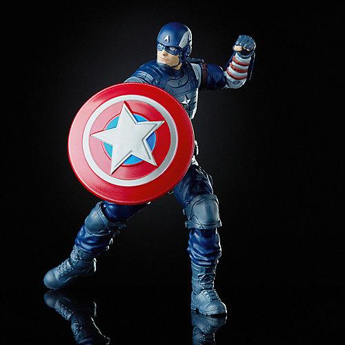 Игровая фигурка Marvel Avengers GamerVerse Капитан Америка, 15 см от Hasbro