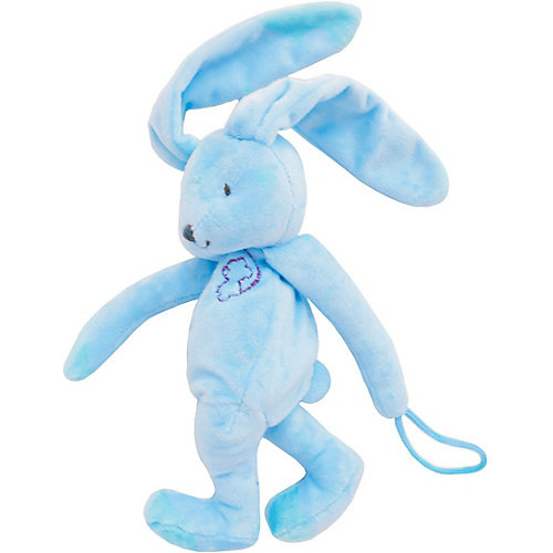 Игрушка- комфортер Drema BabyDou Зайчик, голубой от Drema BabyDou