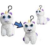 Мягкая игрушка-брелок Feisty Pets Единорог, 11 см