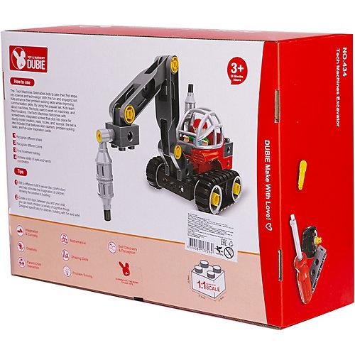 """Машинка-конструктор 5 в 1 Junfa Toys """"Собери сам"""" Строительная техника, 42 детали от Junfa Toys"""